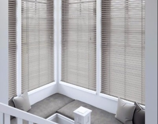 Hall blinds