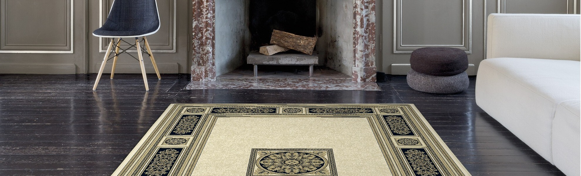 Transform your home with a beautiful rug