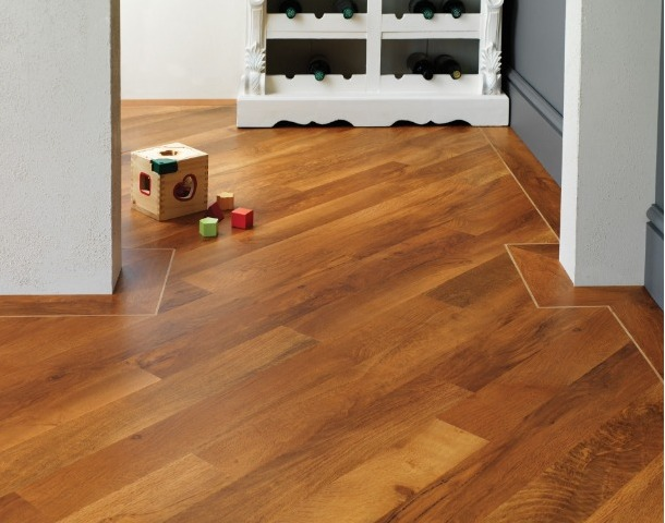 Aran Oak Kitchen Flooring