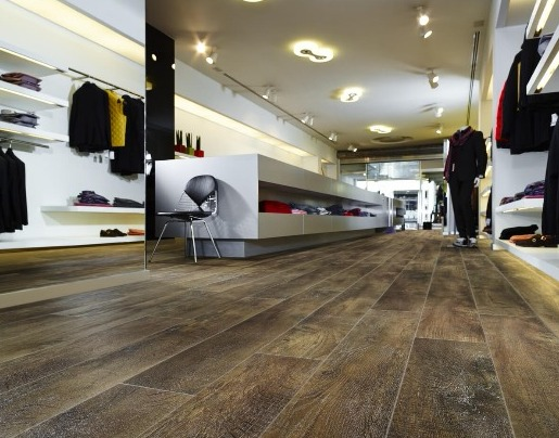 Luxury Vinyl Tiles (LVT)