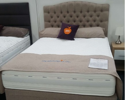 Healthopaedic Kernow Bed & Mattress