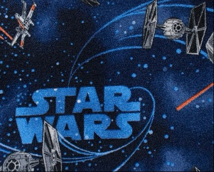 Star Wars Carpet