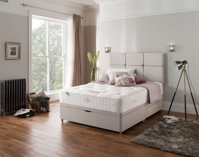 Cornelia Mattress and Divan Set